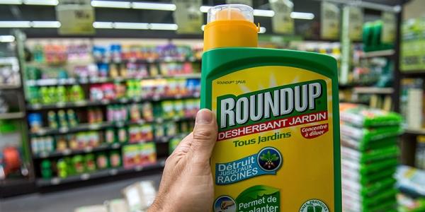 Roundup-glifosato