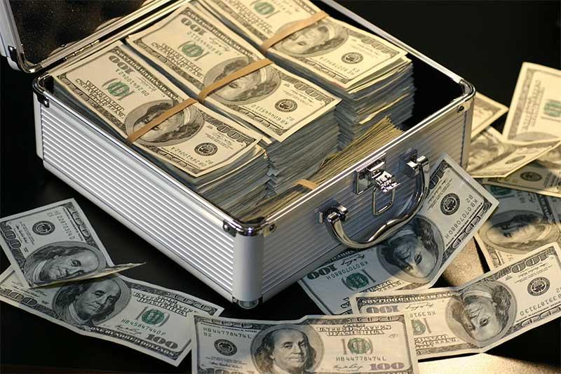 Banknote bills