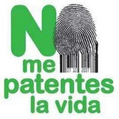 No al brevetto sulla vita